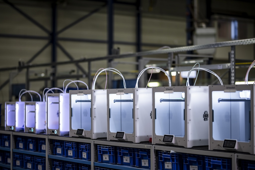 Ultimaker Looks Up with Cloud and Material Announcements