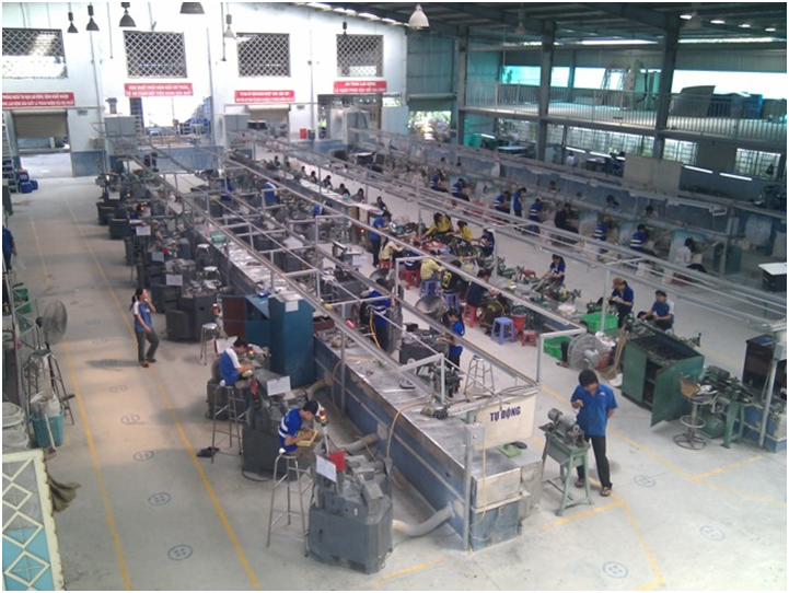 Vietnam factory [Source:  Wikimedia.org ]
