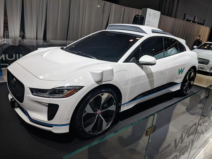 , Waymo's Driverless Car $30 Billion Valuation and Business Model