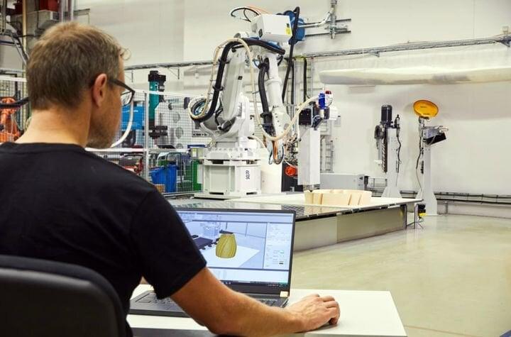 ABB RobotStudio Adds 3D Printing Capability