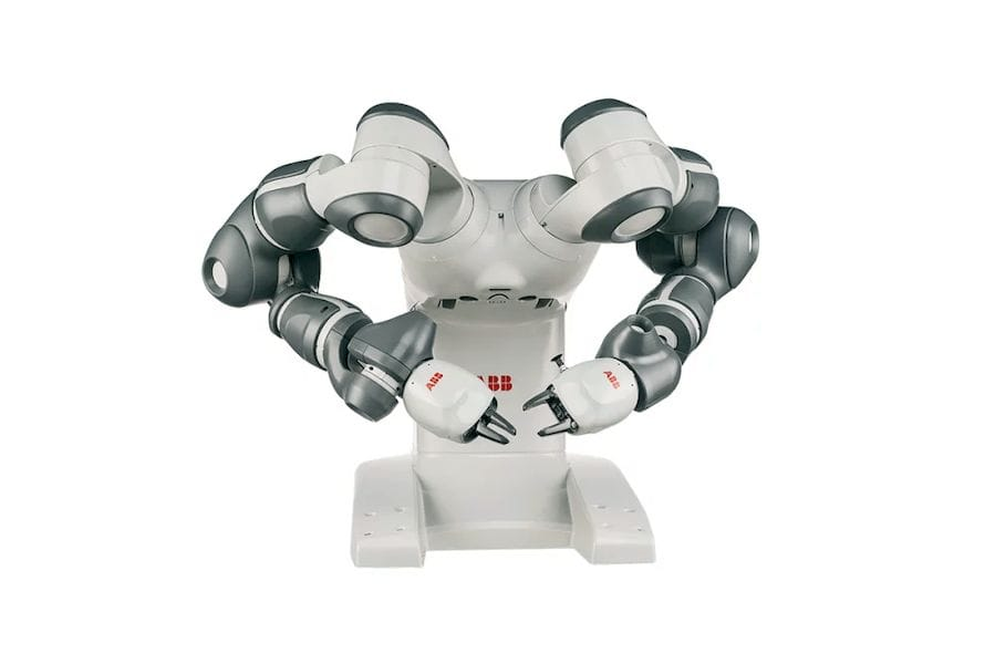 , Get a Grip. 3D Printing Robot Fingers at ABB