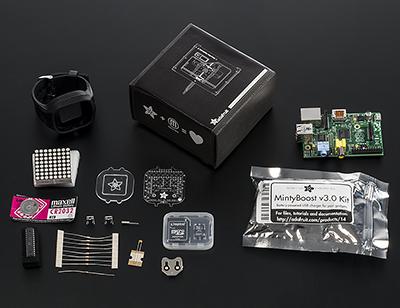 The Adafruit-Flavored MakerBot