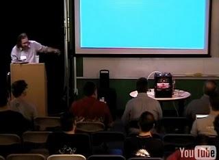 MakerBot at Google TechTalk