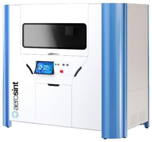 Multi-Powder Dispensing in Aerosint's New SLS 3D Printer