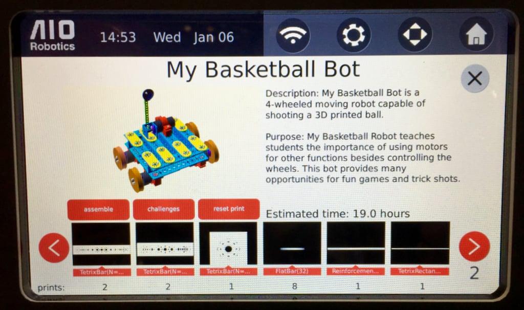 AIO Robotics' Breakthrough Idea For Educational 3D Printing