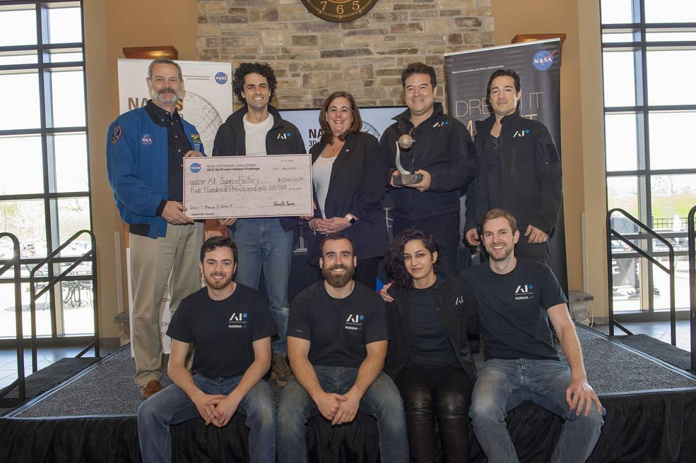 , NASA's Final 3D Printed Habitat Winners Announced