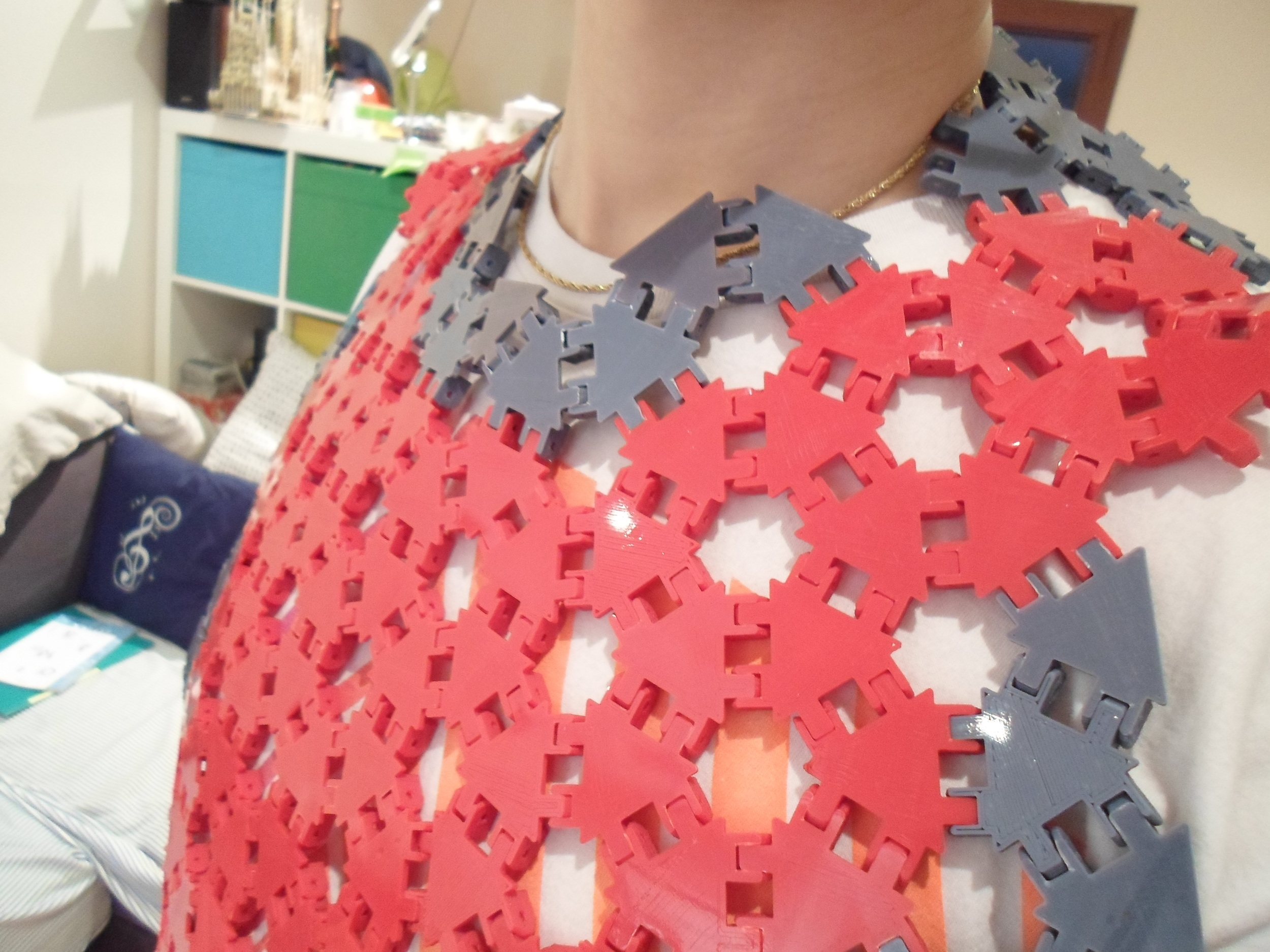 Design of the Week: 3D Printed Apron