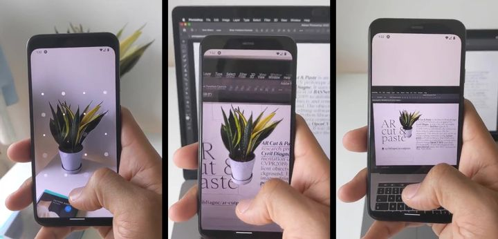 AR Cut & Paste Is the Kick in the Rear 3D Capture Needs