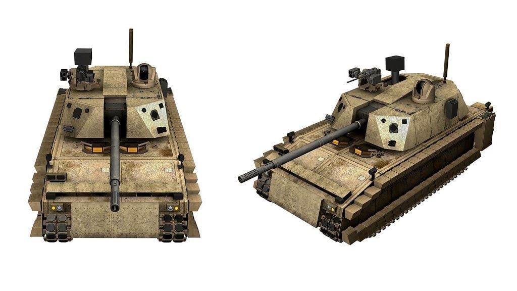 Next-Generation Vehicle Platforms [Image: US Army]