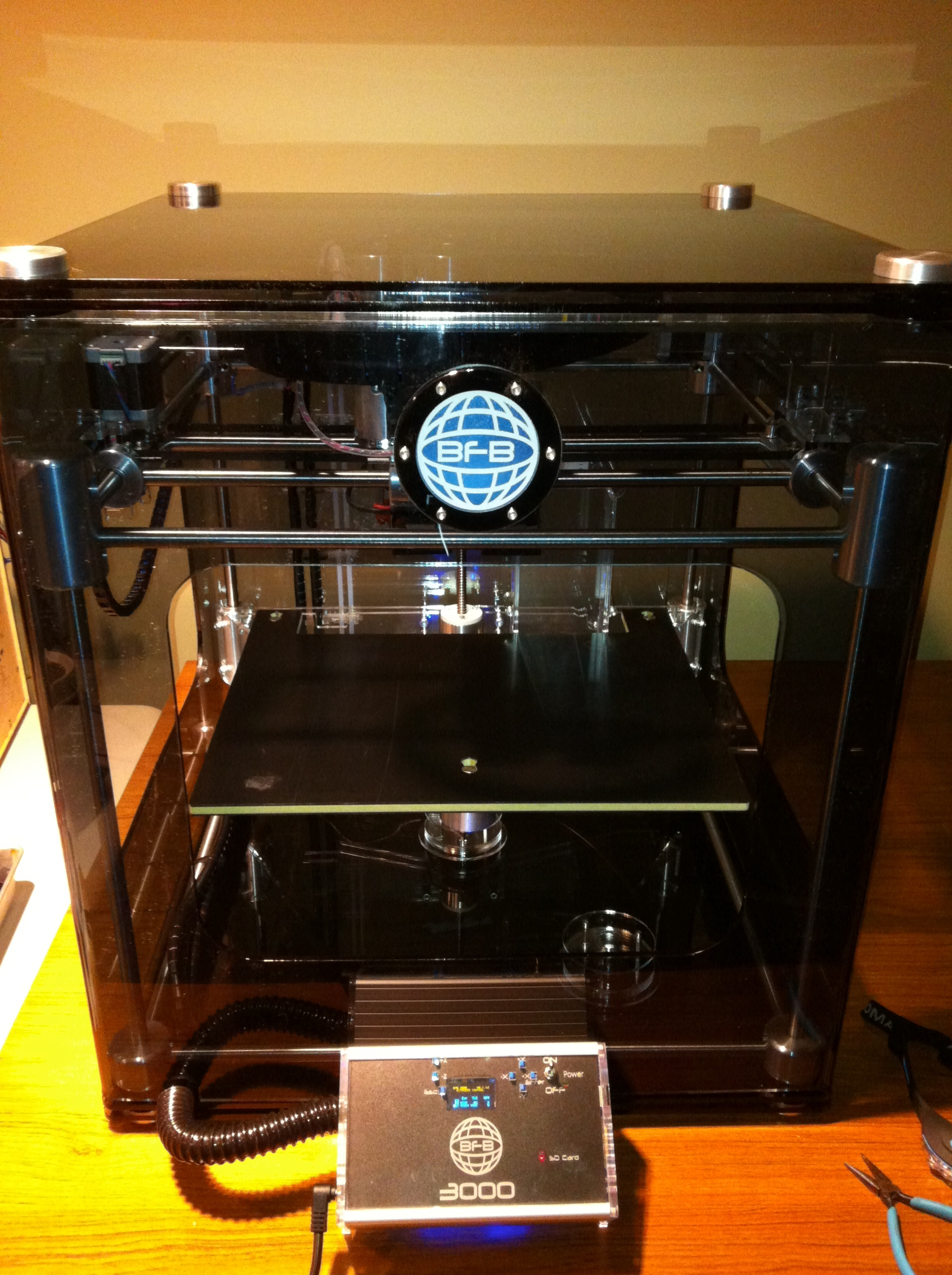 The Trouble With 3D Printers