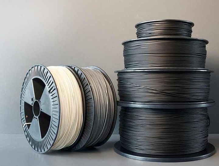 BigRep Releases Two New 3D Print Materials