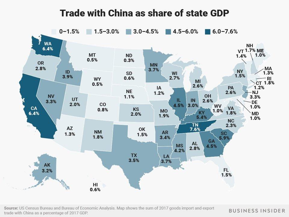 U.S. China Tariffs Provide New 3D Printing Business Opportunities