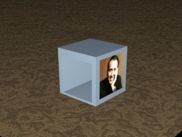 Would You Buy Nic Cage's New 3D Printer?