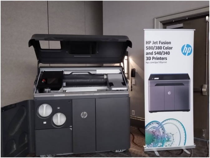Cimquest's 2019 HP Roadshow Exhibits Top Talent In 3D Printing