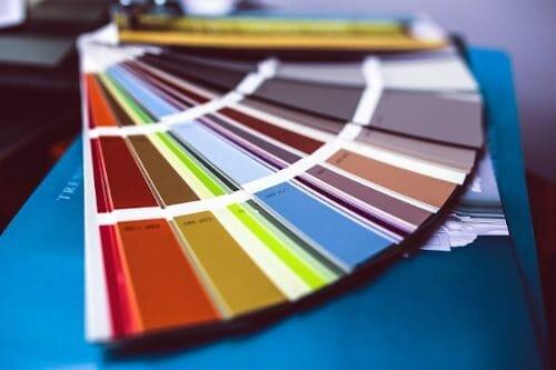 A color palette [Source: Pexels]