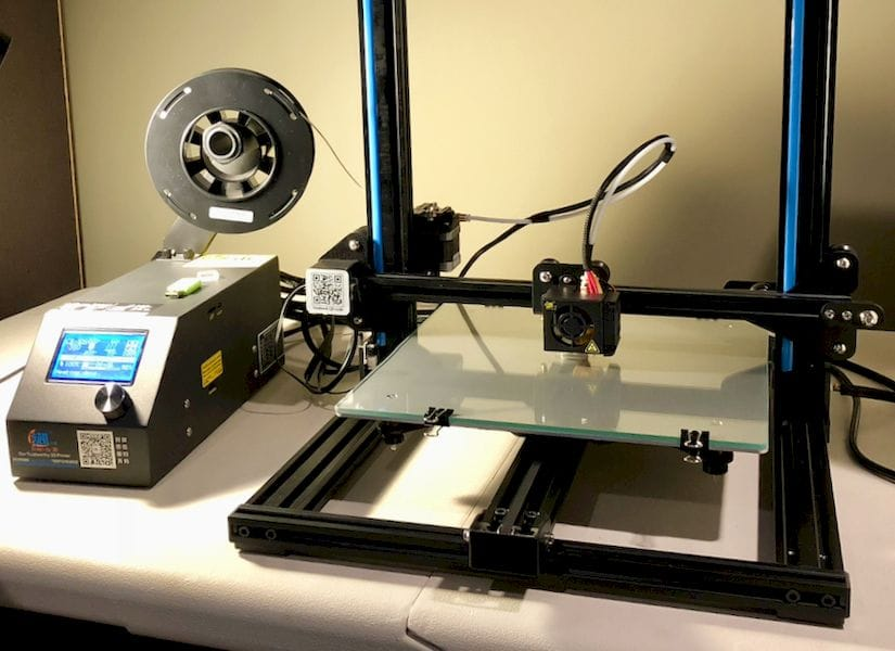 Hands on with the Creality CR-10S, Part 2