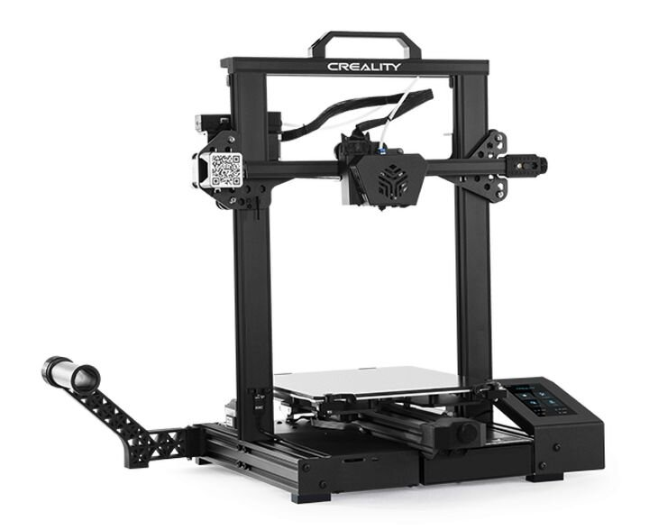 Creality's New CR-6 SE 3D Printer Sports Several Unusual Features