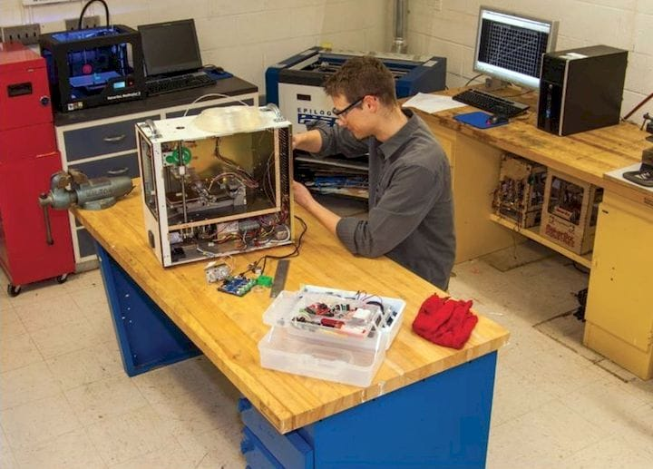 Book of the Week: The Makerspace Workbench