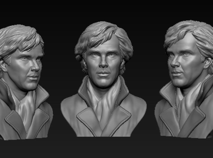 Design of the Week: Benedict Cumberbatch Sculpture