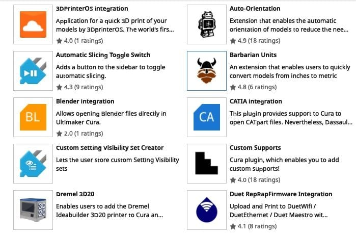 , After Several Months, How Is Ultimaker's Cura Marketplace Doing?