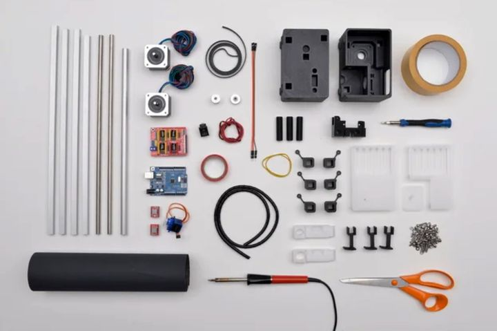 Design of the Week: 3D Printed Pen Plotter