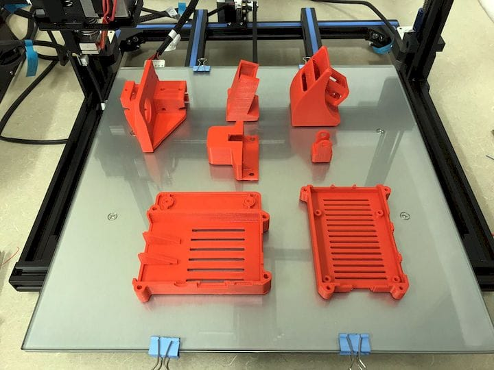 , New 3D Printing Application: Data Center Fixtures