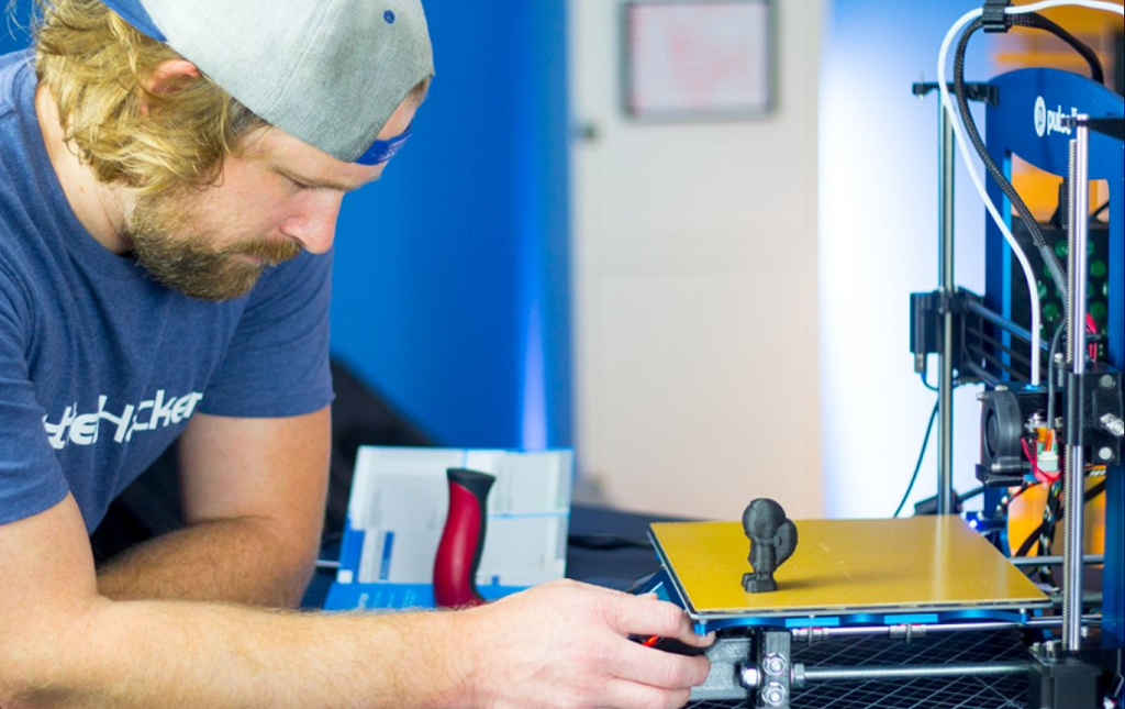 MatterHackers, 3D Printing, and the Road to Making Anything