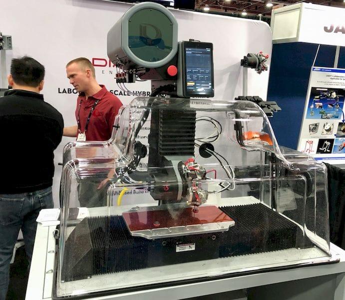 The Diabase Engineering H-Series Multi-Material 3D Printer [Source: Fabbaloo]