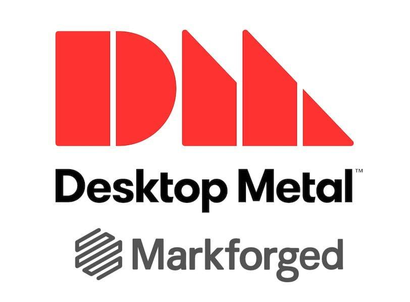 Markforged Files Claim Against Desktop Metal, Again