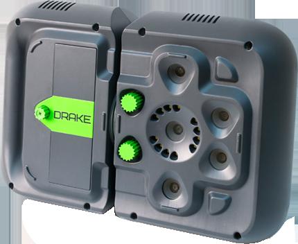 The Drake 3D scanner [Image: Thor3D]