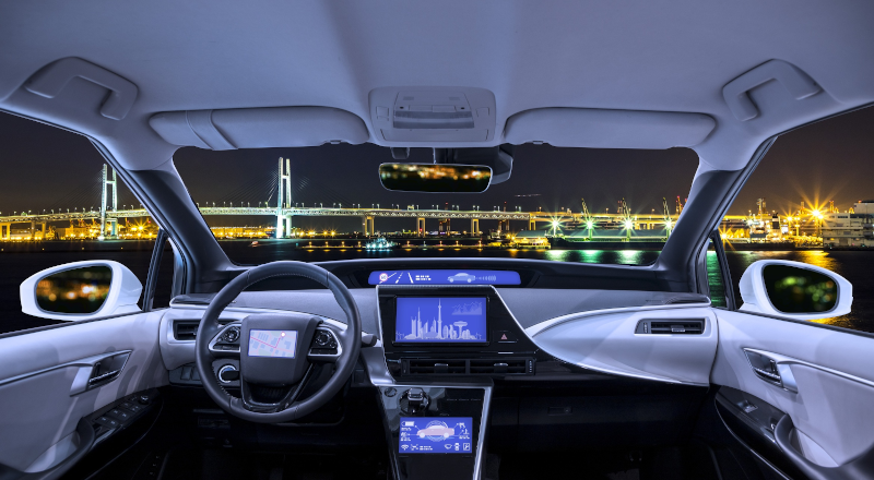 , 3D Printing: Shifting Gears for Driverless Electronic Vehicles