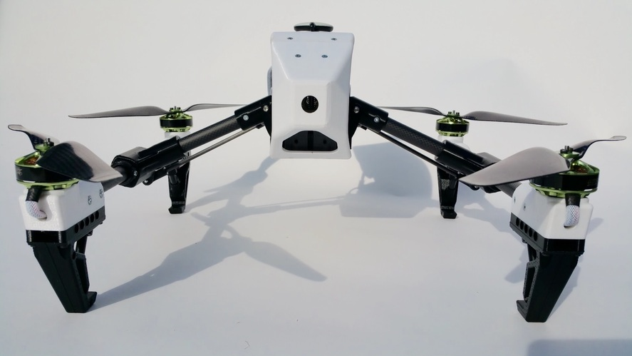 3D Printed Chinese Drone Components and the U.S. Government