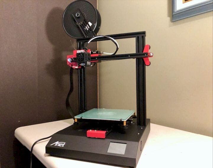 Hands On With The ANET ET4 3D Printer: Part 2