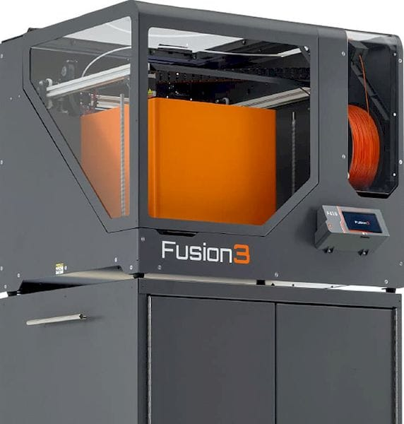 Fusion3's Updated Professional 3D Printer