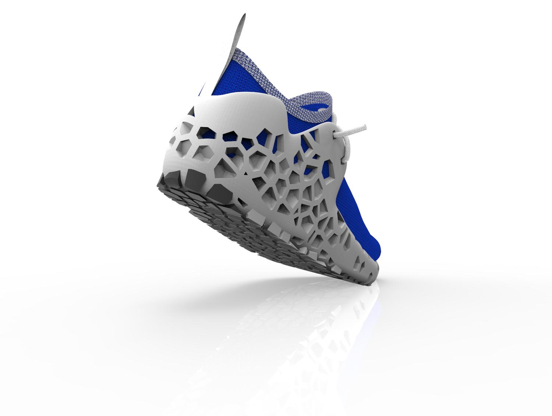 Footprint Footwear is 3D Printed
