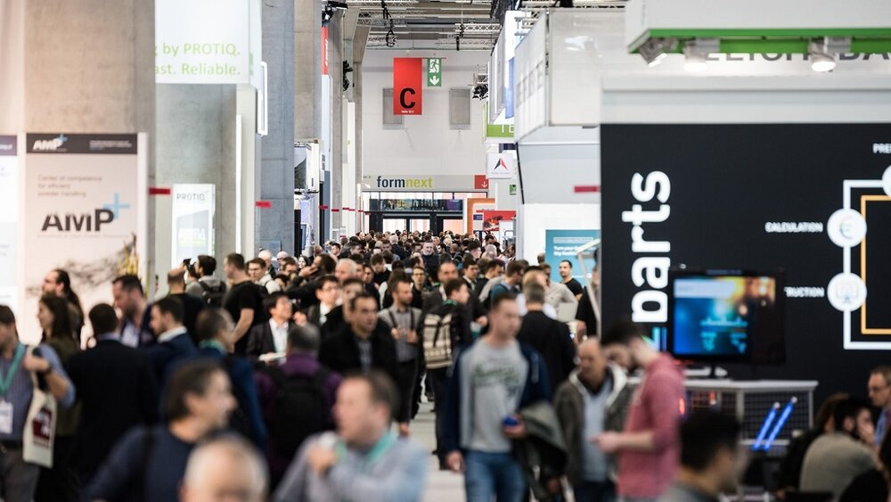 , Formnext Looks Ahead To A Bright 2020 Event