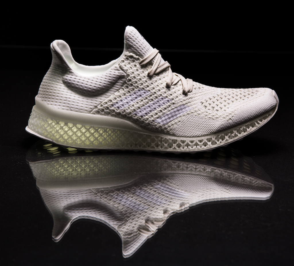 Adidas and Materialise Propose Futurecraft 3D: 3D Printed Shoes
