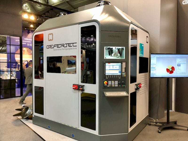 , Gerfertec's Take on 3D Printing: CNC Replacement
