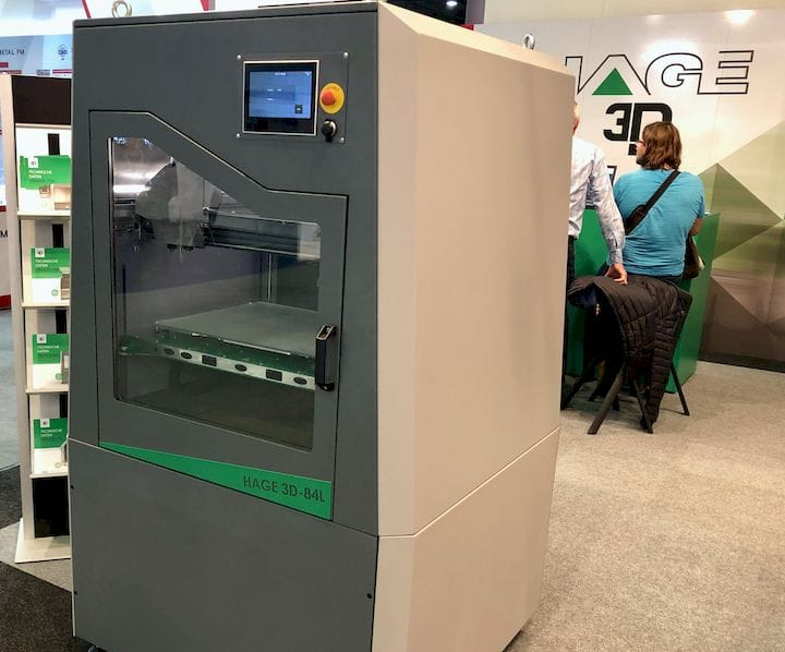 , Hage's Other 3D Printers
