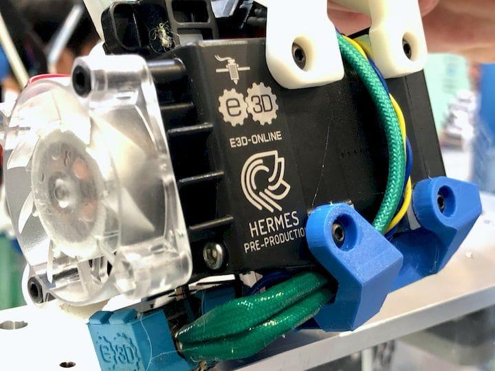 E3D-Online Announces The Hermes System