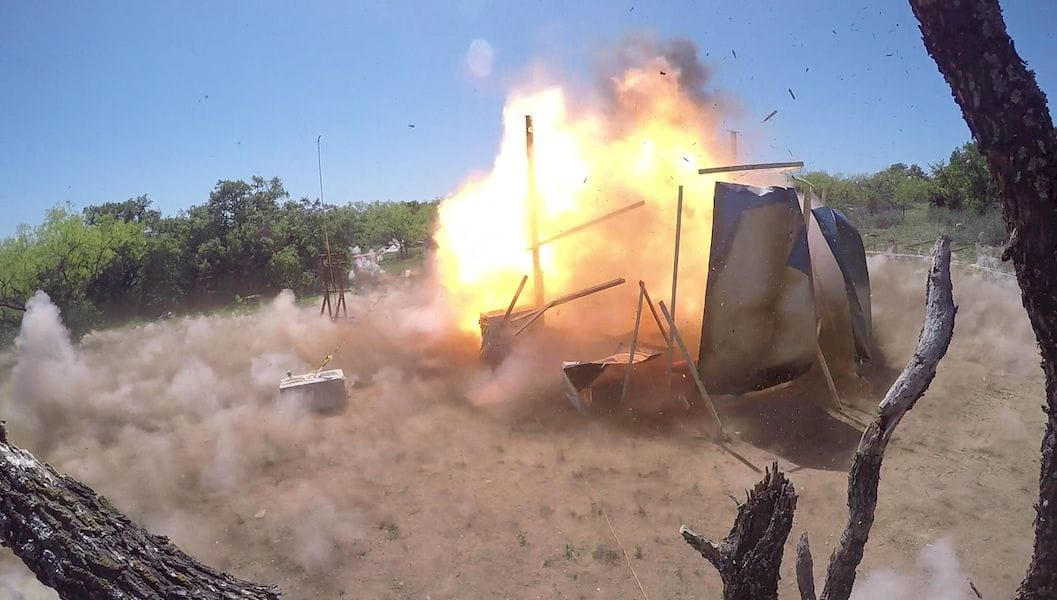 , Upping The Boom on Hypersonics