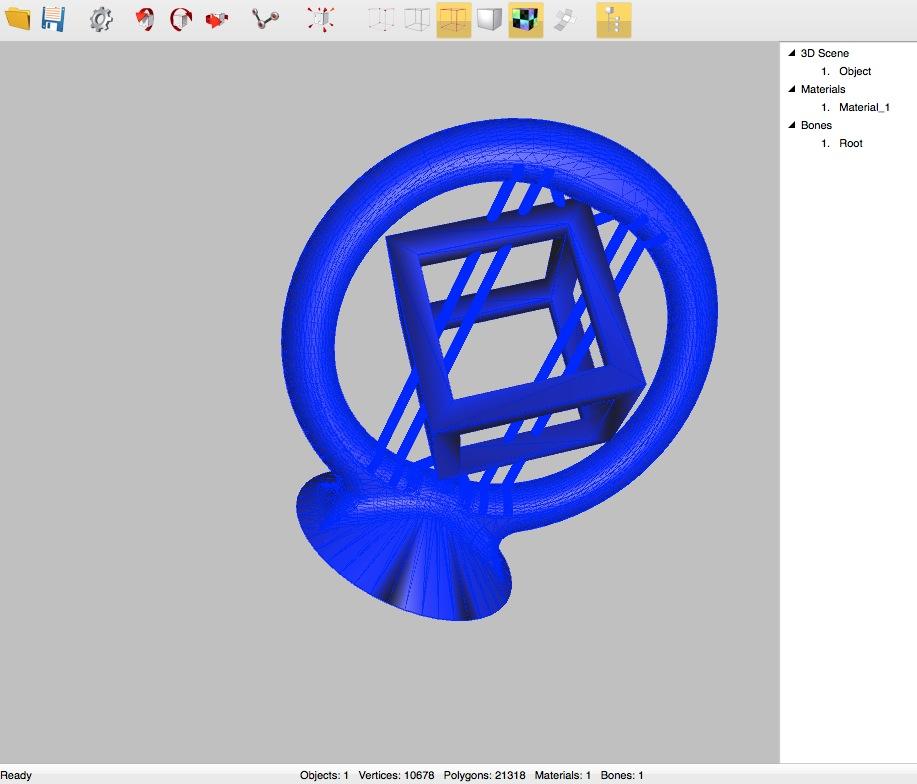 i3DConverter: Save in Almost Any 3D Format