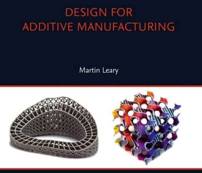 , Book of the Week: Design for Additive Manufacturing