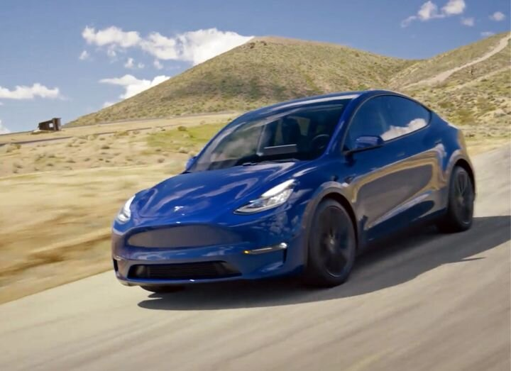 , The Very Good Reason 3D Printed Parts Were Found In The Tesla Model Y