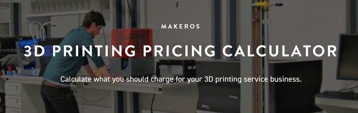 Setting Prices For Your 3D Prints? You're Probably Doing It Wrong