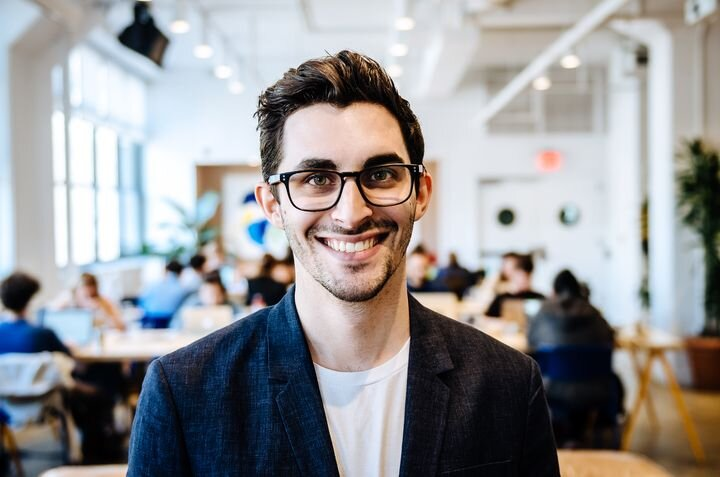 Mike Moceri, founder and CEO of MakerOS [Source: Mike Moceri]