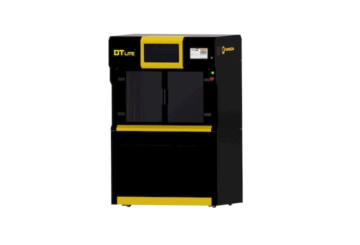 The Dynamical Tools DTLite Industrial 3D printer [Source: Advanced Production Tools S.A]