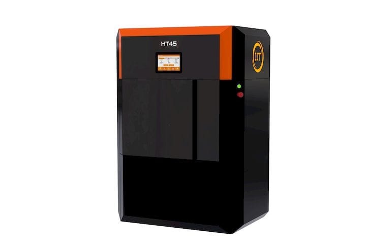 The Dynamical Tools HT45 Industrial 3D printer [Source: Advanced Production Tools S.A]