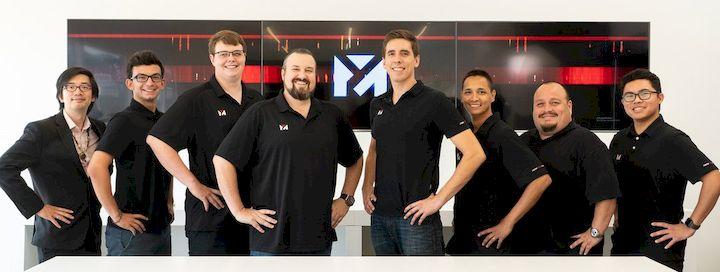 The Vision Miner team [Source: Vision Miner]