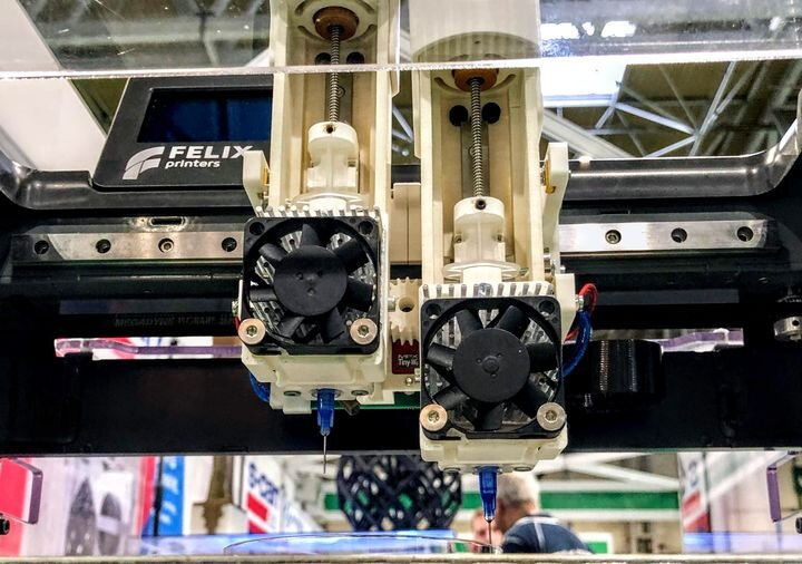 The FELIX BIOprinter Is Released